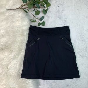 LUCY▪️Nylon Outdoor Workout Skirt. XS
